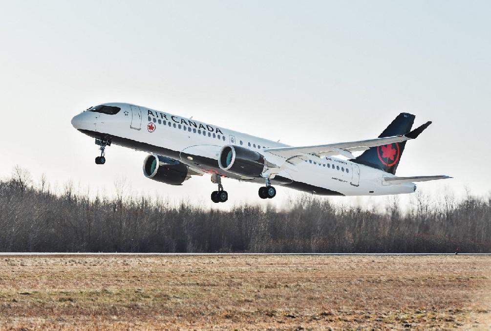Az Air Canada új, közvetlen járatot indít Montreal és Kelowna között