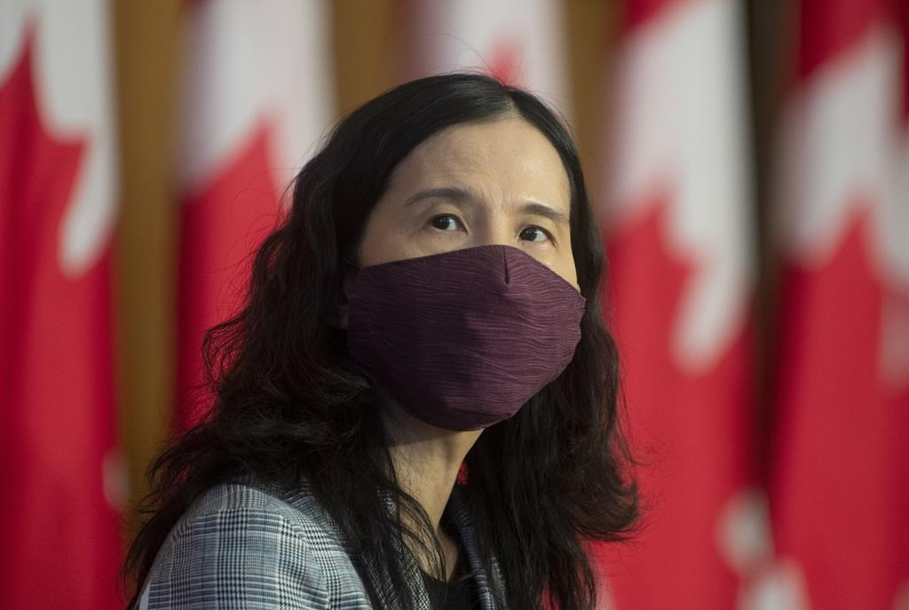 Ċineg tal-Kanada għar-4 Mewġa ta 'COVID-19 Pandemika Immexxija mid-Delta