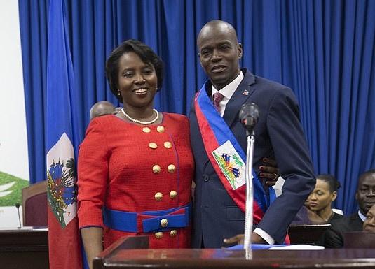 An kashe Shugaban Haiti da Uwargidan Shugaban kasar a harin da aka kai wa gidansu