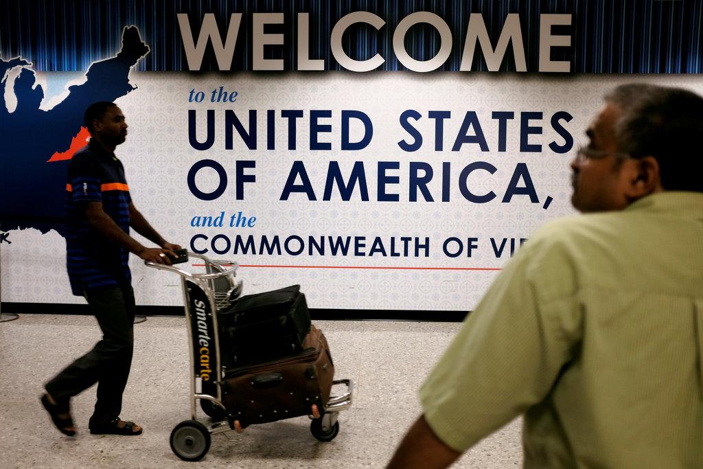Yndustriële groepen freegje om beheiningen op te heffen op ynternasjonale reizen nei de Feriene Steaten
