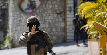Haïty freget foar Amerikaanske troepen om de ynfrastruktuer fan it lân te beskermjen