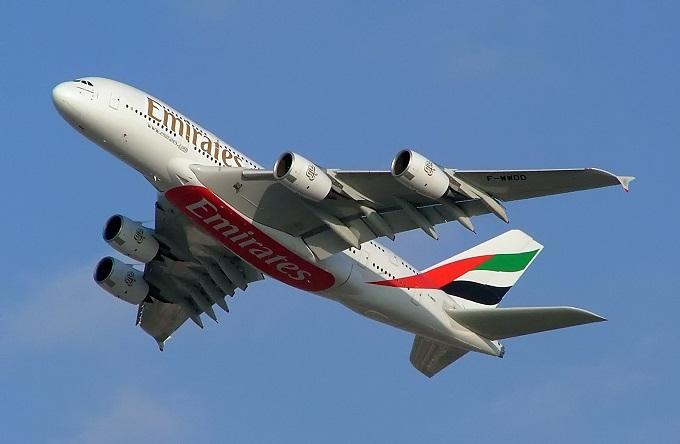 A Emirates reinicia voos nas Maurícias, enquanto a ilha reabre para turistas internacionais