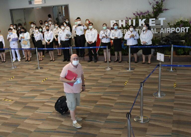 Phuket Sandbox: UK Leads Return of European Tourists to Thailand
