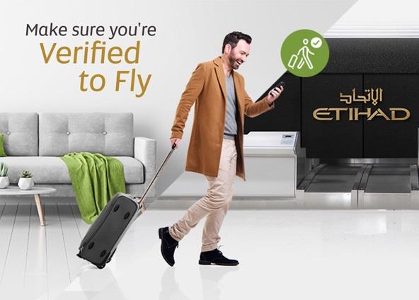 Etihad Airways memperluas inisiatif dokumen perjalanan Verified to Fly ke seluruh dunia