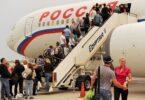 ロシアはエジプトの紅海リゾートへのフライトの制限を終了します