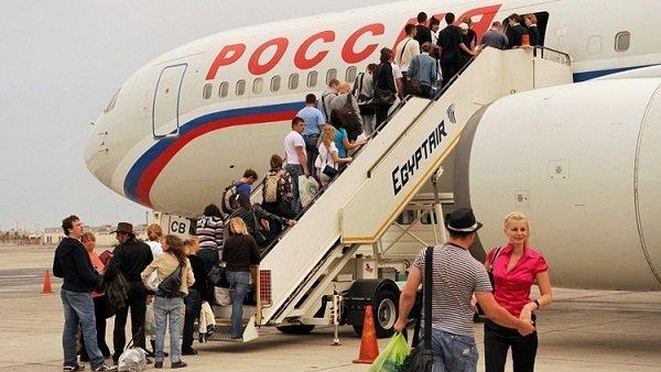 Η Ρωσία τερματίζει περιορισμούς πτήσεων προς θέρετρα της Ερυθράς Θάλασσας της Αιγύπτου