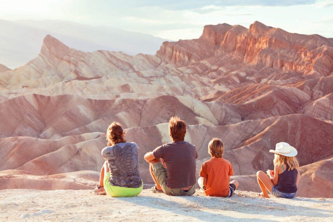 Welche US-Nationalparks sind am familienfreundlichsten?