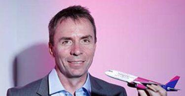 CEO di Wizz Air £ 100 milioni di bonus Riles Unions
