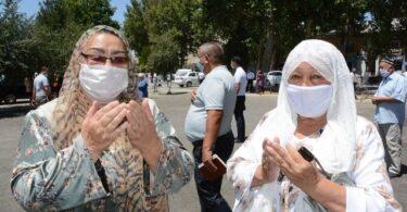 Uzbekistan Memperluas Sekatan COVID-19 'Sehingga Keadaan Meningkat'