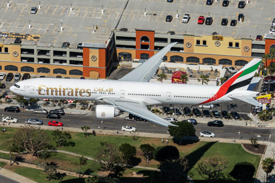 Emirates стартира полет от Ню Дубай до Маями