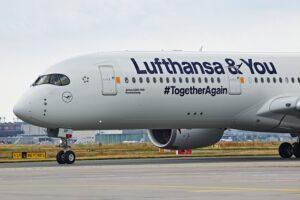 Lufthansa letí první víkend na dovolenou z frankfurtského letiště 76,000 XNUMX lidí