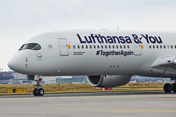Lufthansa leti 76,000 ljudi sa aerodroma u Frankfurtu na prvi vikend odmor