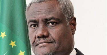 Nkwupụta nke onye isi oche nke Kọmitii African Union na ọnọdụ dị na South Africa