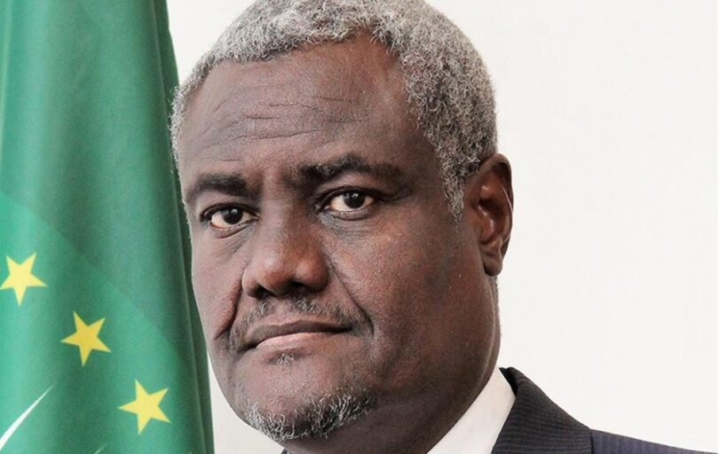 Statement of the Chairperson of the African Union Commission on the situation in South Africa