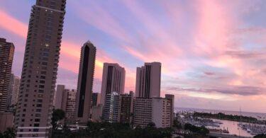 Hawaii ilunabarrak ederrak dira baina ez dira onenak?