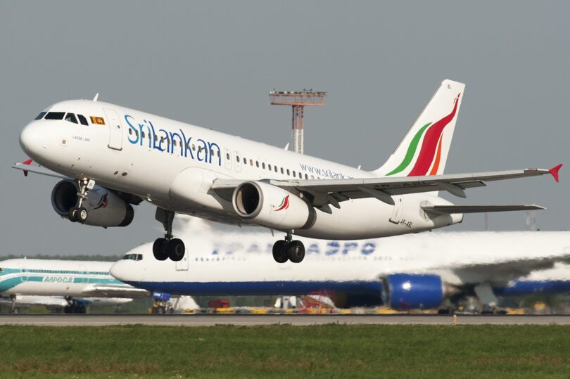 SriLankan Airlines Resumes Moscow - Colombo Flights from Domodedovo Airport