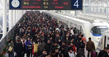 Ο τουρισμός στην Κίνα αναφέρει 2.36 δισεκατομμύρια εγχώρια ταξίδια στο πρώτο εξάμηνο του 2021