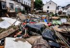 59 persoas mortas, máis de 1000 desaparecidas mentres as inundacións catastróficas asolan Alemaña