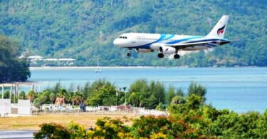 Bangkok Airways ya ba da sanarwar dakatar da jiragen Bangkok - Samui