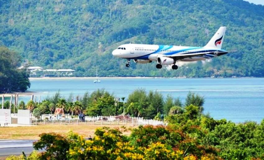 バンコクエアウェイズがバンコク-サムイ便の停止を発表