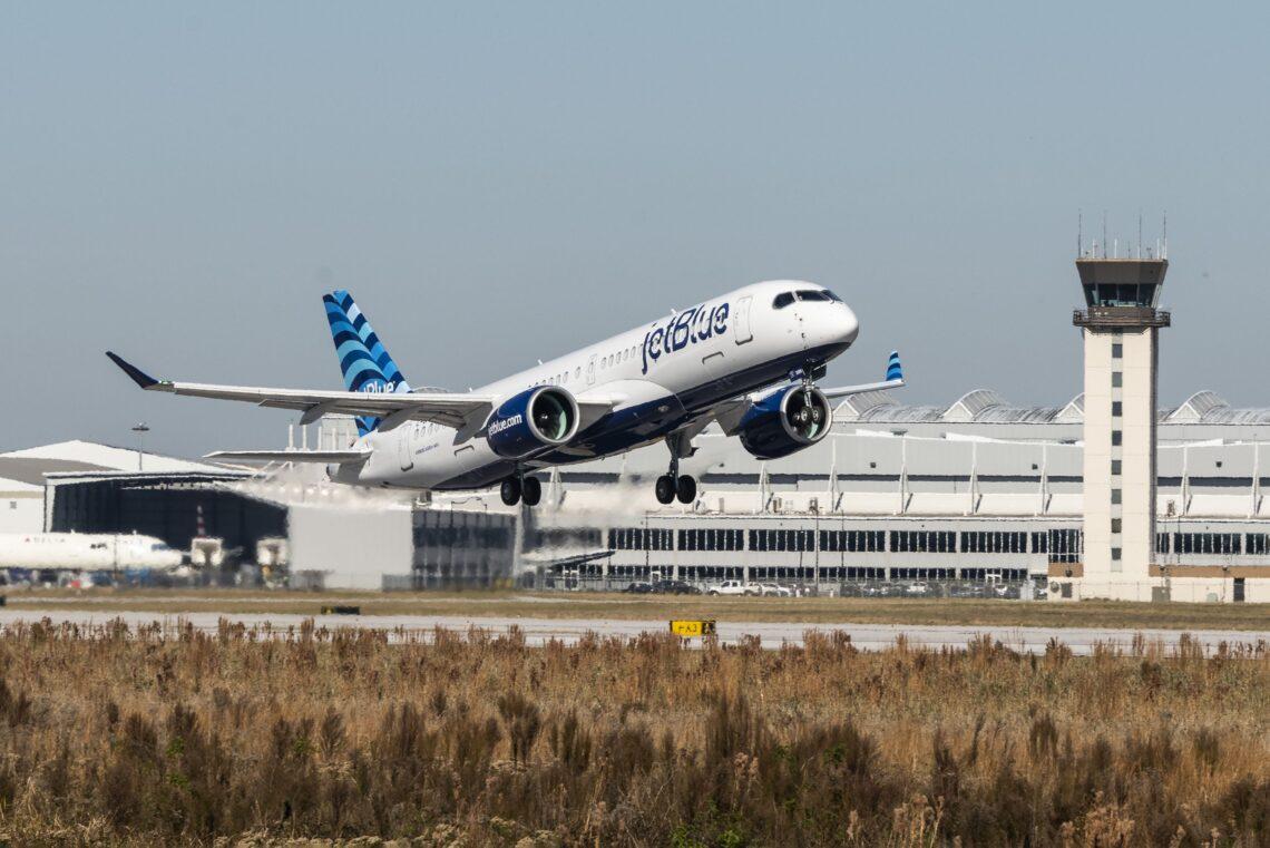 تعلن JetBlue عن رحلات نيويورك وبوسطن من مدينة كانساس سيتي