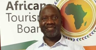 Onye isi oche ATB Cuthbert Ncube
