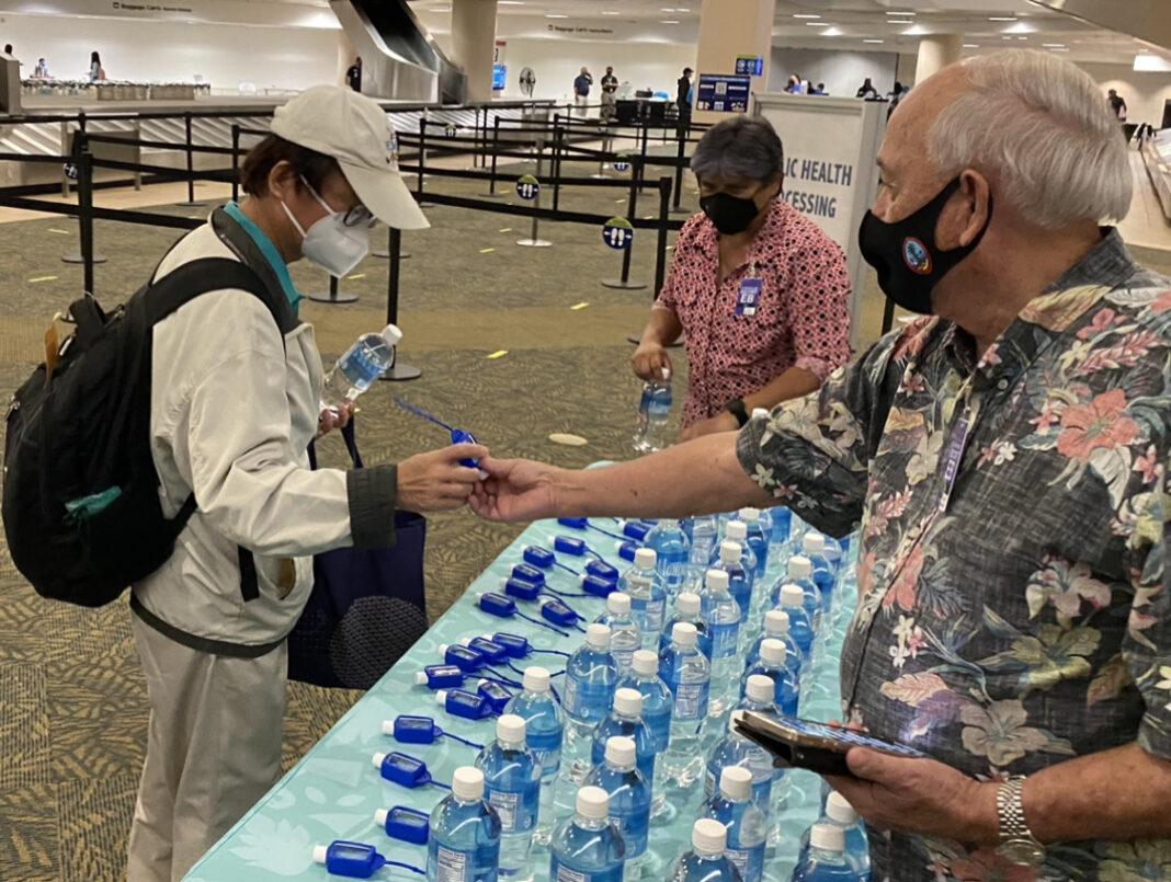 Vaksine i Guam