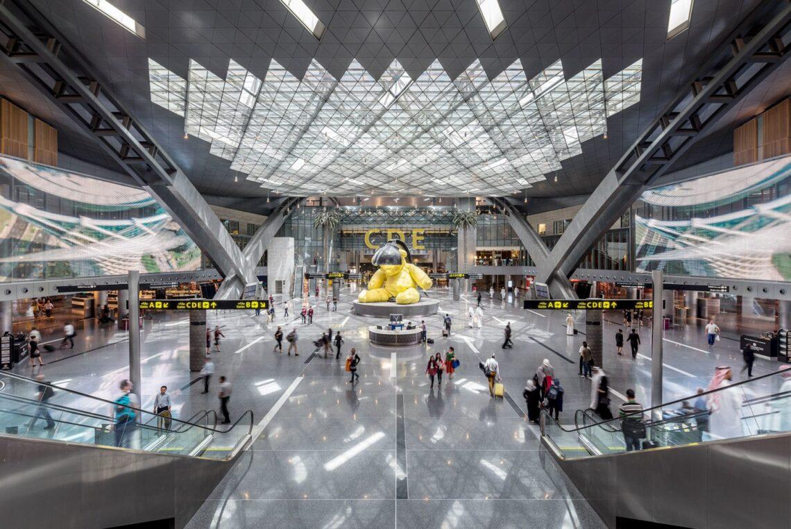 Ajruport Internazzjonali ta 'Doha Hamad