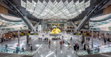 Doha Hamad International Airport