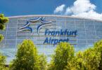 Os números de pasaxeiros continúan subindo no aeroporto de Frankfurt