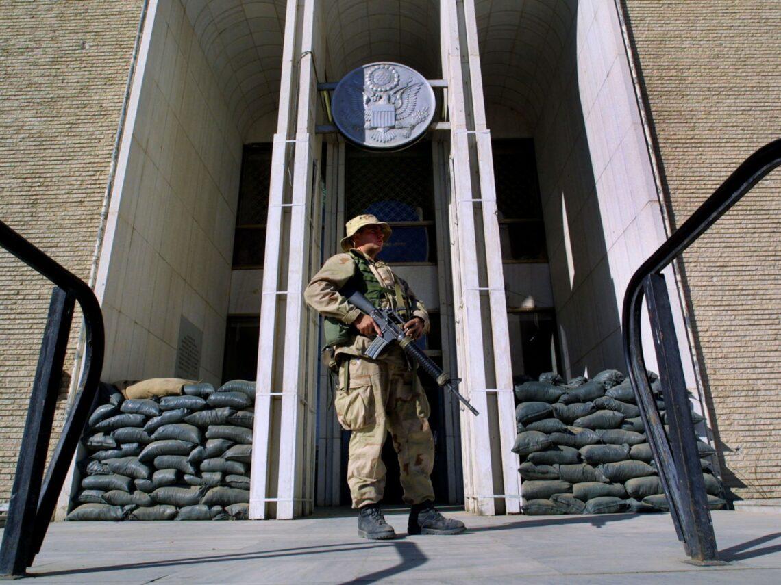 Semua Warganegara AS Diarahkan Meninggalkan Afghanistan Segera