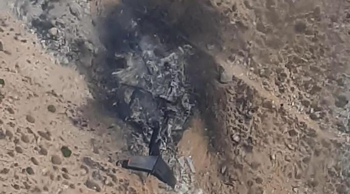 Թուրքիայում ռուսական ինքնաթիռը բախվել է սարին, ինչի հետևանքով զոհվել են բոլորը