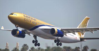 Ua toe faaauau malaga a le Air Air mai Bahrain i le malaevaalele i Moscow Domodedovo
