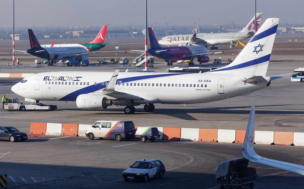 El Al relanse Budapest vòl Tel Aviv