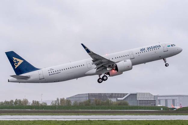 Penerbangan langsung ti Nur-Sultan ka London Heathrow dilanjutkeun dina Air Astana