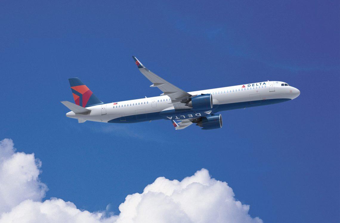 Delta Air Lines kupuje jeszcze 30 samolotów Airbus A321neo