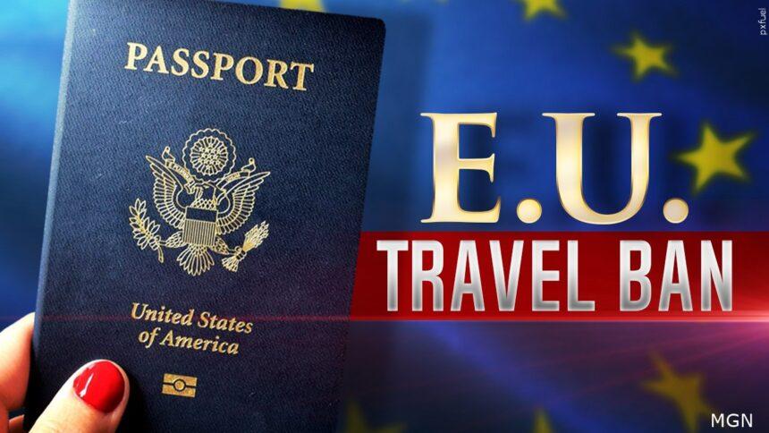 Еўрапейскі саюз адновіць абмежаванні на паездкі для амерыканцаў