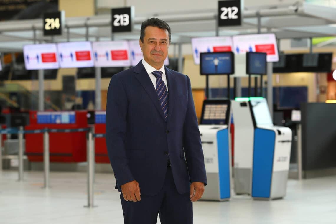 布拉格机场董事会选举新主席