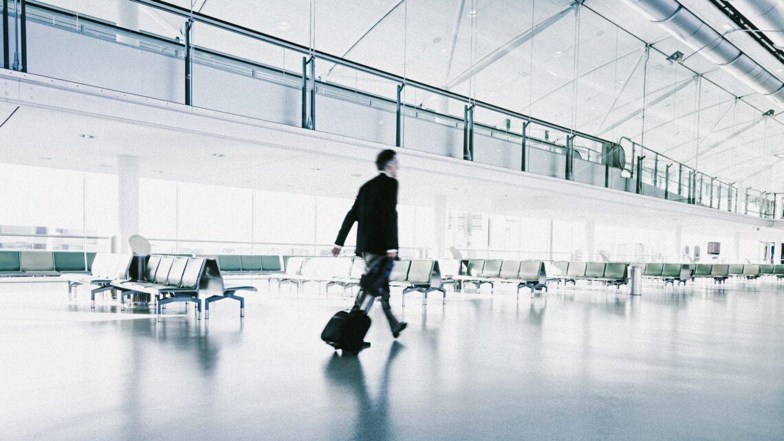 COVID-19 está matando as viagens de negócios americanas
