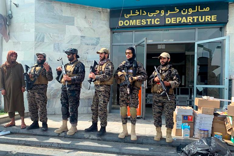 तालिबान काबुल विमानस्थलको सञ्चालन केही दिनमै सुचारु गर्न तयार