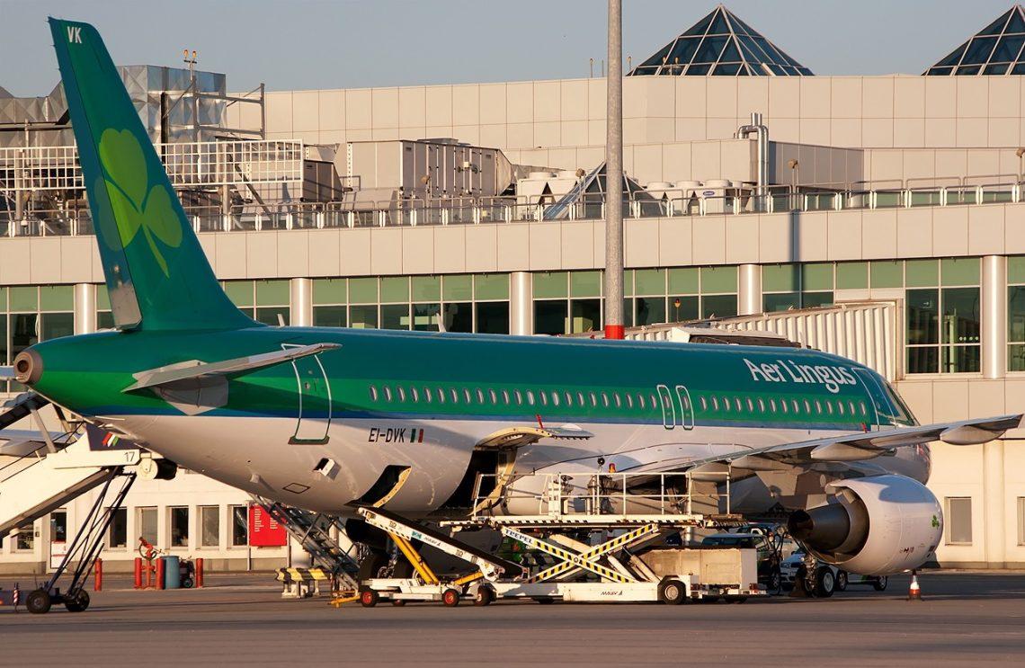 Aer Lingus jatkaa Dublinin lentoja Budapestin lentokentältä