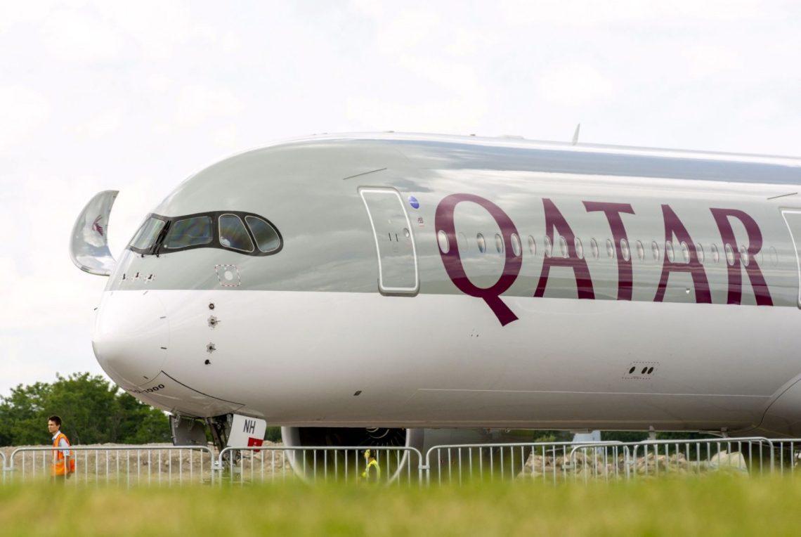 قطر ایرویز یک چهارم ناوگان ایرباس A350 خود را زمین گیر کرد
