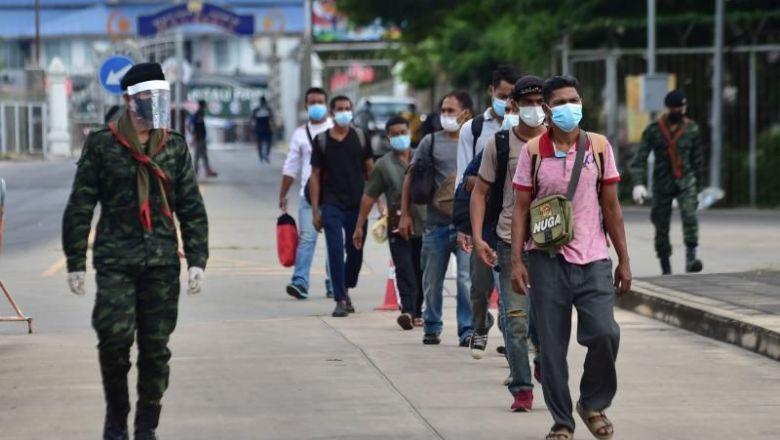 Laos estende bloqueio nacional até 18 de agosto