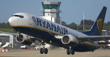 Ryanair posiluje trasu Budapešť s novým spojením Shannon