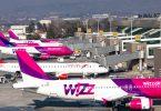 افزایش ظرفیت Wizz Air می تواند به بار نشیند