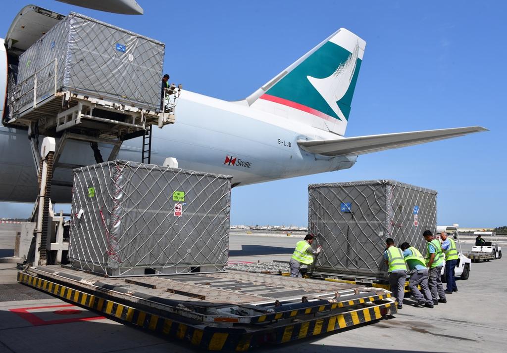 Цатхаи Пацифиц Аирваис се враћа на међународни аеродром у Питтсбургху