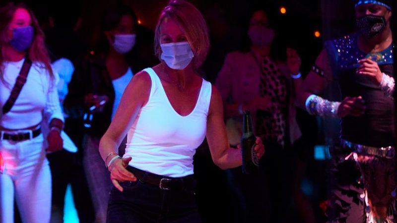 A Corte Spagnola Rifiuta u Mandatu di Maschera di Nightclub