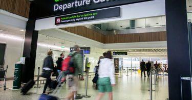 Osobní provoz na hlavních letištích v Irsku Až 230%