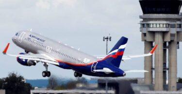 Nā mokulele mai Moscow a Hurghada a me Sharm El Sheikh ma Aeroflot i kēia manawa