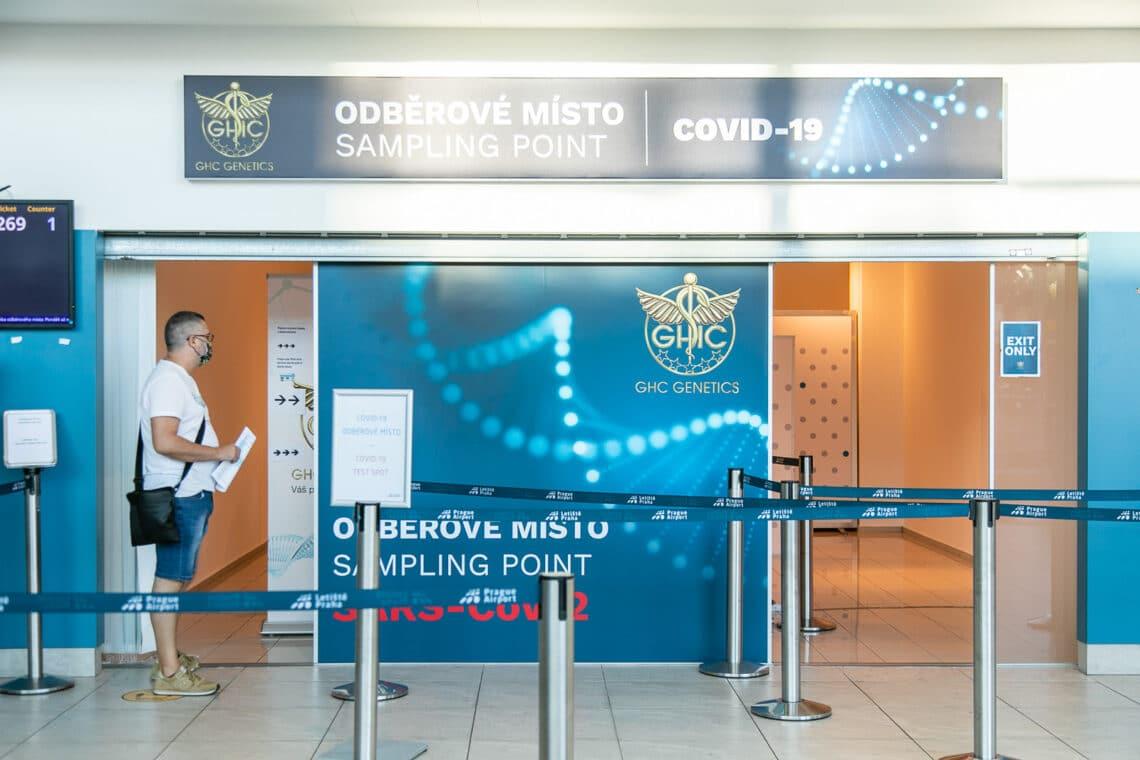 프라하 공항 국제선 도착에 대한 새로운 엄격한 검사